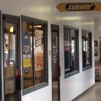 Photo taken at Subway by Soren S. on 4/29/2012