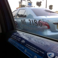 Photo taken at Blue Bird Taxi by Natalia T. on 8/5/2012