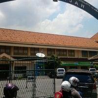 Photo taken at SMA Khadijah Surabaya by Fredo Z. on 2/14/2012