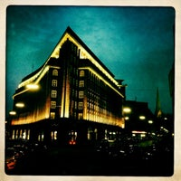 Photo taken at Chilehaus by Dietmar on 3/17/2012