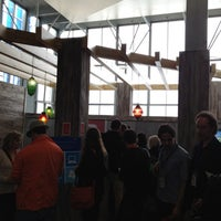 Photo taken at Microsoft Lounge - Featuring Win Phone and Windows by David A. on 3/11/2012