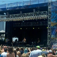 Photo taken at Hangout Music Fest 2012 by Dennis P. on 5/20/2012