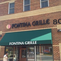Photo taken at Fontina Grille by Nicholas K. on 6/15/2012