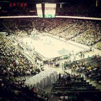 6/17/2012에 Mantas L.님이 Žalgirio arena | Zalgiris Arena에서 찍은 사진