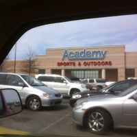 Photo taken at Academy Sports + Outdoors by Bruce B. on 3/7/2012