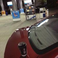 Photo taken at Chevron by Matt on 8/12/2012