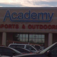 Photo taken at Academy Sports + Outdoors by Yvonne T. on 7/29/2012