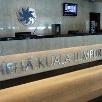 Photo taken at Melia Kuala Lumpur by Lady L. on 9/7/2012