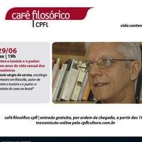 Foto tirada no(a) CPFL Cultura por Marcelo B. em 6/29/2012