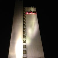 Photo taken at Greenbelt Marriott by Lana R. on 5/27/2012