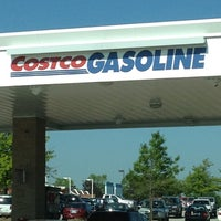 Photo taken at Costco Gas by Keith J. on 4/16/2012