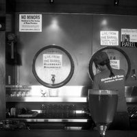 Photo taken at Cascade Brewing Barrel House by Blake C. on 7/16/2012