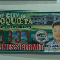 Photo taken at Oroquieta City Hall by Jake B. on 9/5/2012