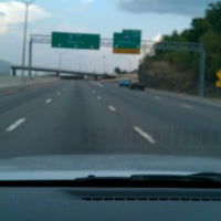 Photo taken at Interstate 440 by TinaMRHS on 7/4/2012
