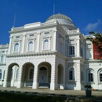 Photo taken at National Museum of Singapore by K Y. on 5/11/2012