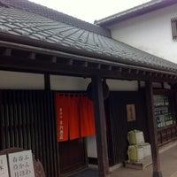 Photo taken at 木内酒造 by Takashi M. on 4/22/2012