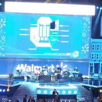 Photo taken at walmart shareholders 2012 50th by Sean M. on 6/1/2012
