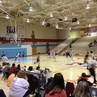 Photo taken at Monterey High School by Karin D. on 2/15/2012