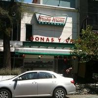 Photo taken at Krispy Kreme by Daniel on 9/7/2012
