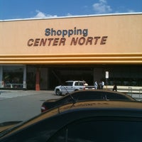 Photo taken at Shopping Center Norte by Paulo R. on 4/19/2012