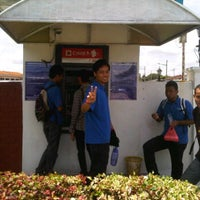 Photo taken at CIMB ATM@ TAFE College by Haqim S. on 3/1/2012