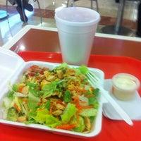 Photo taken at Big Salads by Lidicienta C. on 6/25/2012