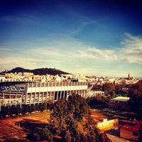 Photo taken at C.C. La Rosaleda by Fabio L. on 5/12/2012