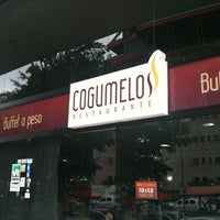 Photo taken at Restaurante Cogumelos (Buffet a peso) by Paulo on 8/14/2012