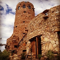Photo taken at Desert View Watchtower by Patricia R. on 8/4/2012