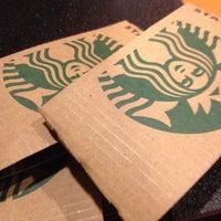 Photo taken at Starbucks by Shawn H. on 3/17/2012