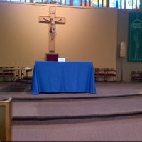 Photo taken at St. Paul the Apostle by Akane C. on 6/26/2012