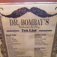 Photo taken at Dr. Bombay's Underwater Tea Party by JohnMark C. on 6/10/2012
