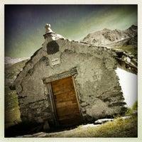 Photo taken at Parc national de la Vanoise by Kris D. on 8/10/2012
