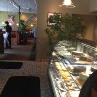 Photo taken at Blind Faith Cafe by Svetlana on 9/7/2012