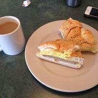 Photo taken at JoJo Apples Cafe & Soda Shoppe by Greg J. on 4/8/2012