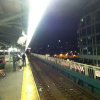 Photo taken at MTA Subway - Queensboro Plaza (N/W/7) by Brian M. on 7/22/2012