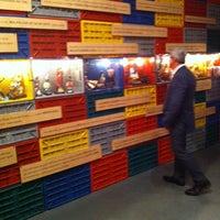 Foto tirada no(a) Museu da Língua Portuguesa por Andre M. em 7/1/2012