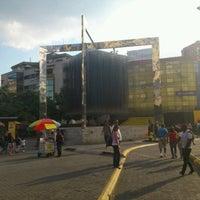 Photo taken at Plaza Luis Brión by Marco E. on 9/9/2012