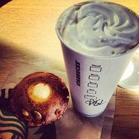 Photo taken at Starbucks by Daniel P. on 9/12/2012