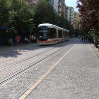 Photo taken at Doktorlar Caddesi by Esra E. on 7/27/2012