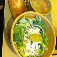 Photo taken at Panera Bread by Jessica F. on 5/15/2012