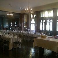 Photo taken at Montauk Club by Barbara R. on 8/2/2012