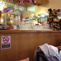 Photo taken at Cafe Soya by Matt B. on 6/9/2012