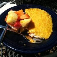 Photo taken at Zaguán Latin Bakery & Cafe by Deb T. on 4/6/2012