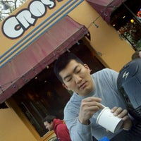 Photo taken at Crossroads Coffee & Ice Cream by Henry T. on 4/13/2012