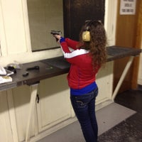 Photo taken at Falls Township Rifle & Pistol Association by James A. on 4/29/2012