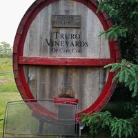 Photo taken at Truro Vineyards of Cape Cod by Denise on 5/28/2012