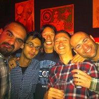 Photo taken at Café de París by Jay H. on 2/25/2012