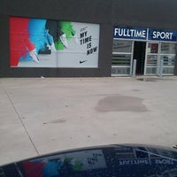 Photo taken at Fulltime Sport by Herman D. on 7/11/2012