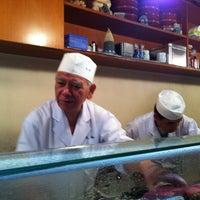 Photo taken at Daiwa Sushi by Cheryl Y. on 3/30/2012